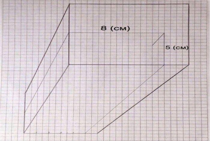 лестница клеточка - 2