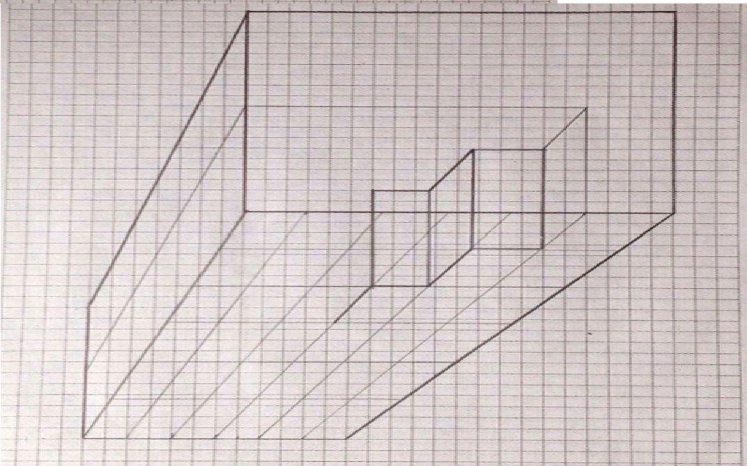 лестница клеточка - 3