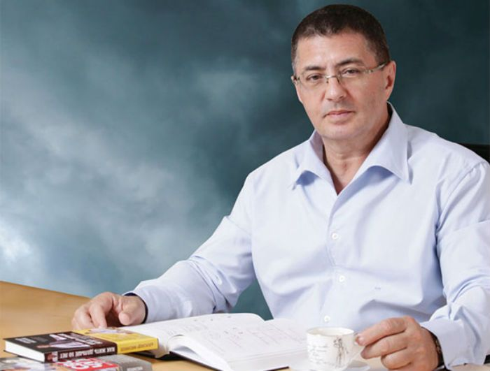 Александр Мясников фото
