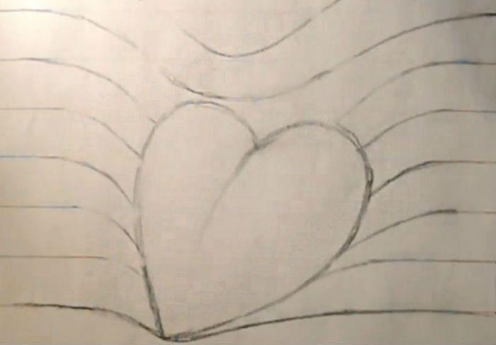 сердце-4