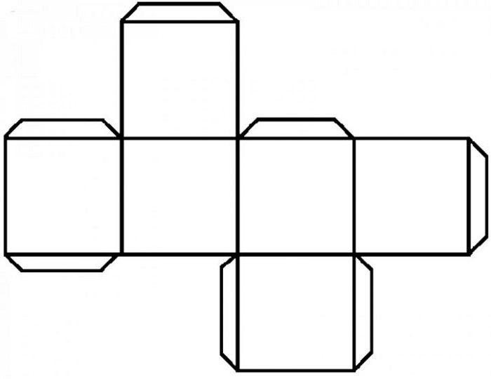 Шаблоны куба