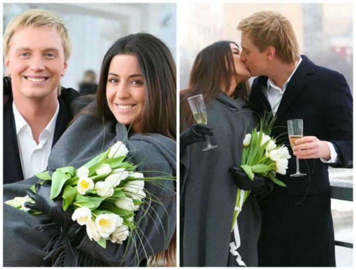 Гоман и Зайцева поженились фото