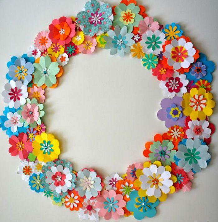 Цветочное панно фото