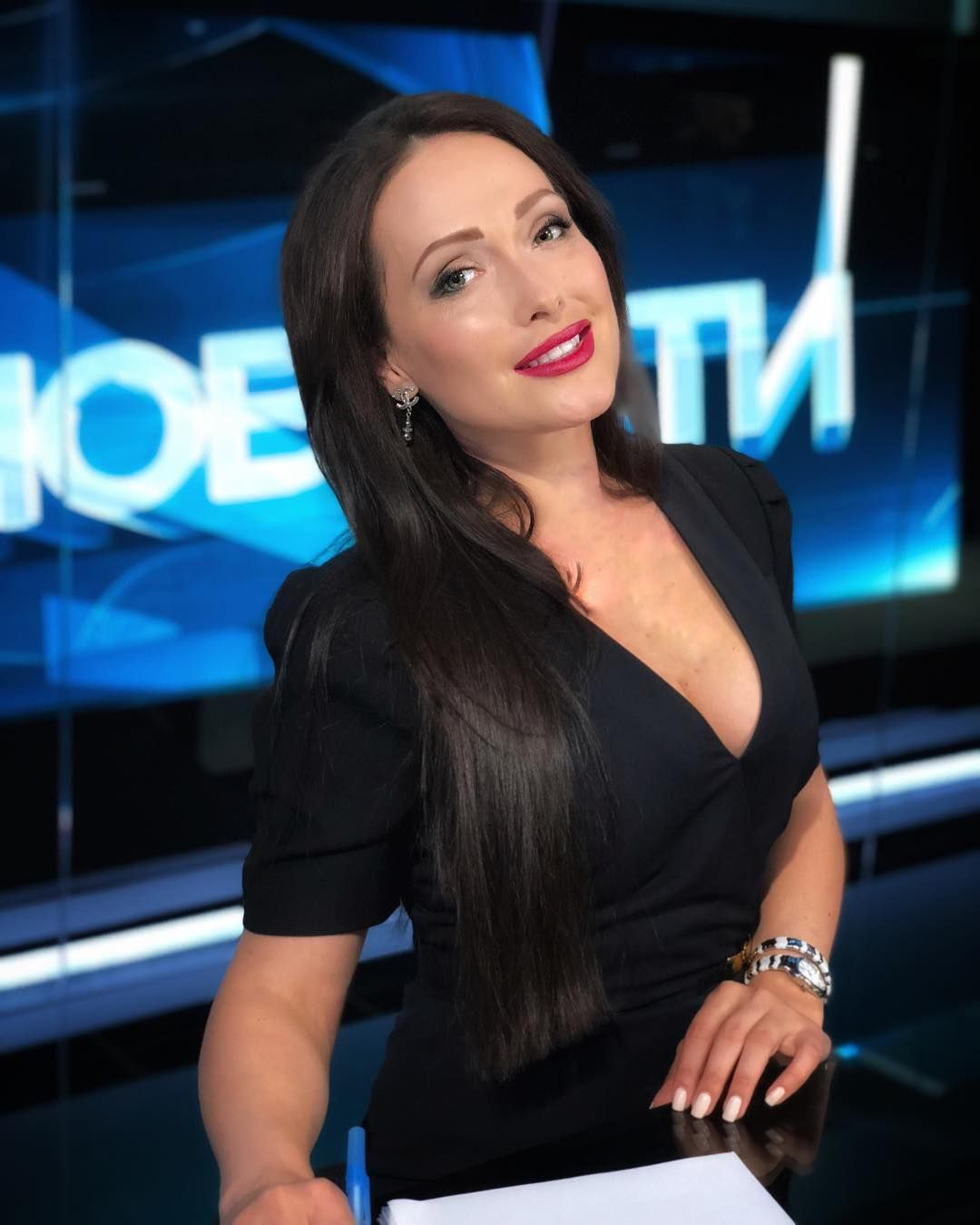 Елена Крайт ведущая фото