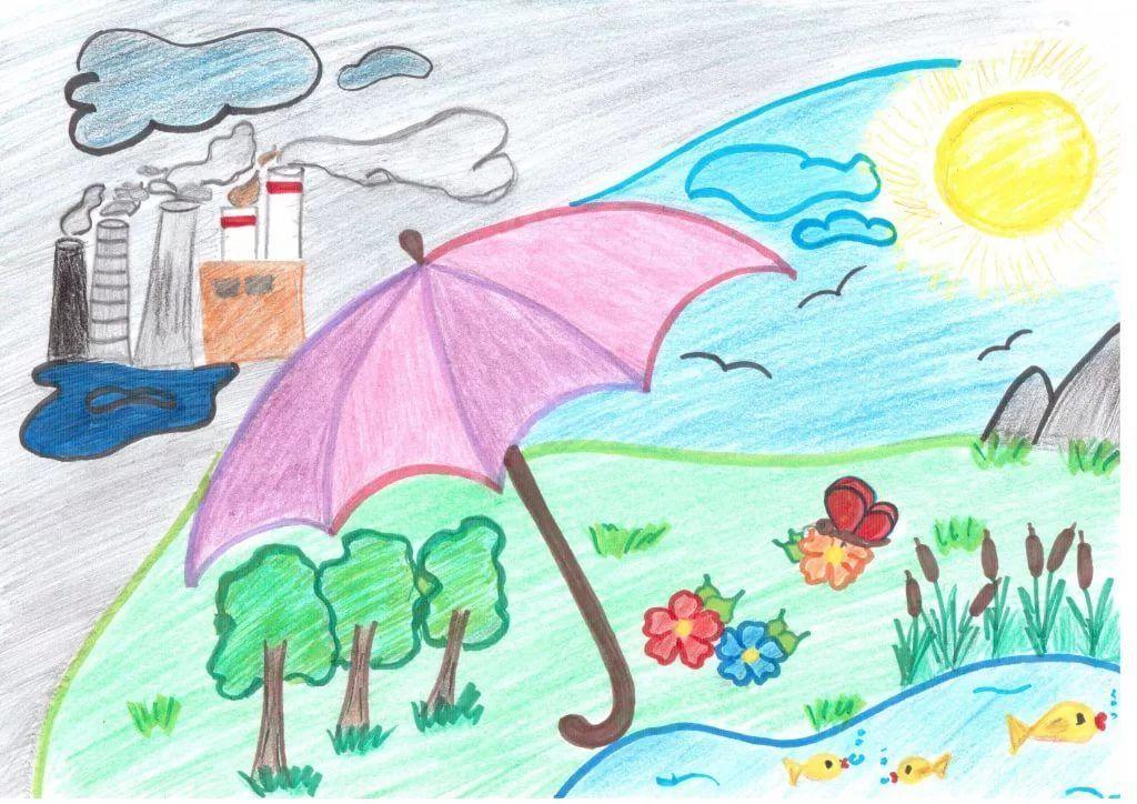 Защита и охрана природы рисунок 1 фото