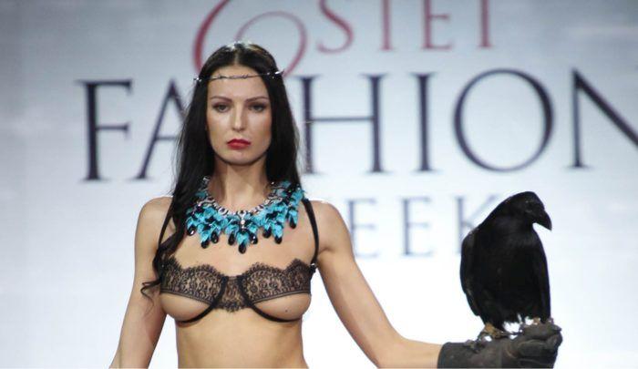 Самая красивая натуральная грудь Эмилия Вишневская