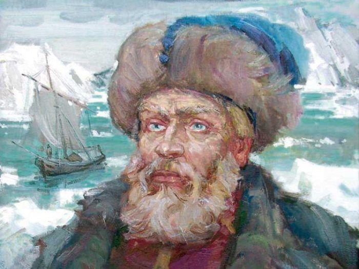 Семён Дежнев