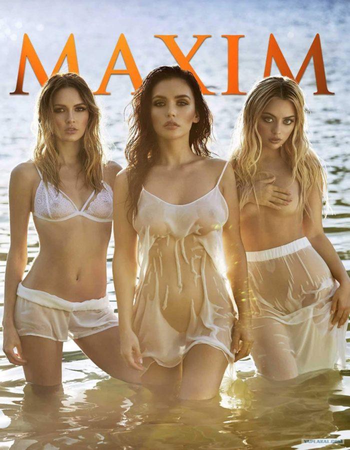 Катя Кищук фотосессия в журнале Максим