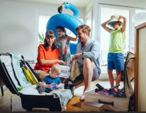 отпуск и дети