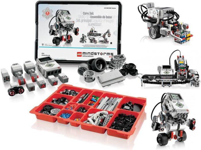 Комплектация Лего Mindstorms