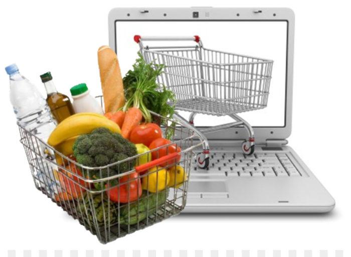 Онлайн заказ продуктов на дом