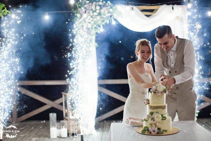 Свадебный торт 2021